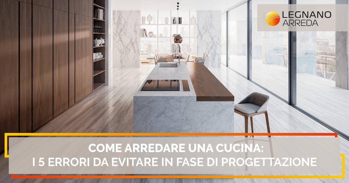 Arredare Cucina Legnano Arreda