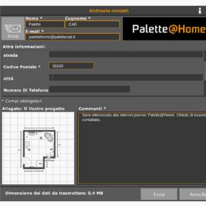 Palette App Progettare Bagno