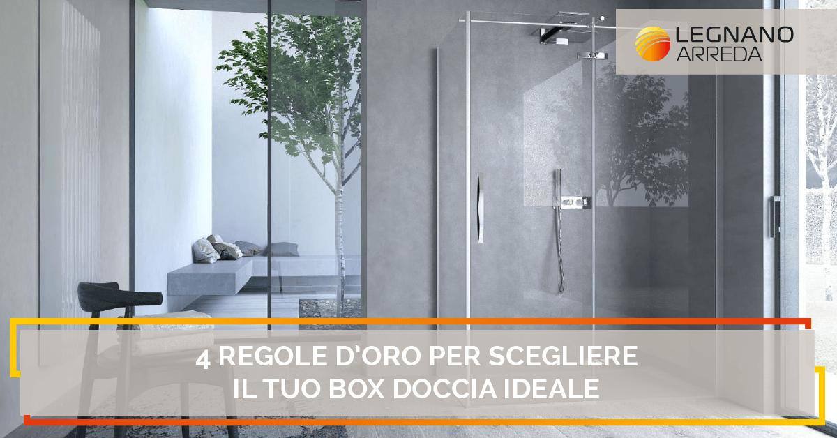 Scegliere un box doccia