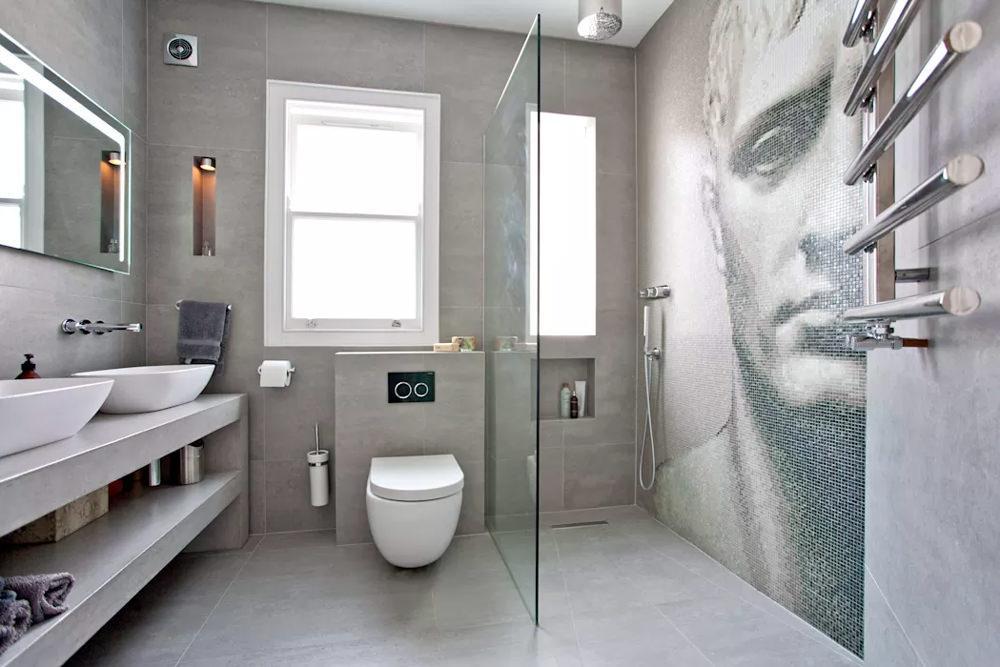 Arredare un bagno Moderno Legnano